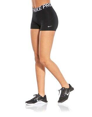 Nike Pro Black Shorts Large