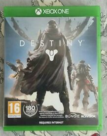 Destiny game for Xbox One