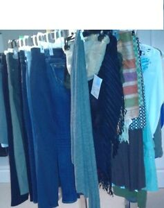 LADIES CLOTHING & HOUSE HOLD ITEMS FOR SALE