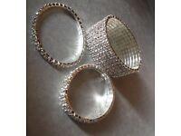 3 diamante kids bracelets new
