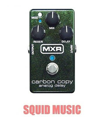 MXR Carbon Copy Analog Delay Guitar Effects Pedal M169 M-169 ( OR BEST OFFER )