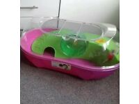 Hamster Cage/Home