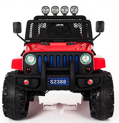 Jeep big baby electric car Mp3 bluetooth kids battery power 2.4G remote control