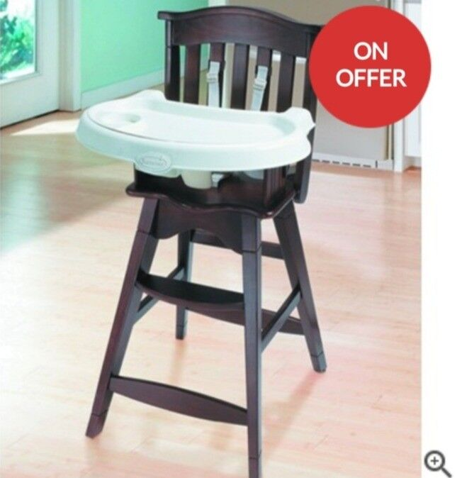 Summer Infant Reclining Wooden High Chair In Southside Glasgow Gumtree