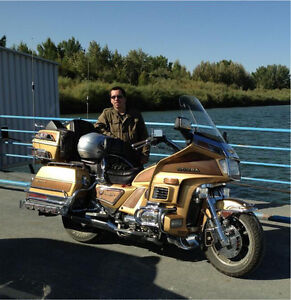 1985 GoldWing Limited Edition
