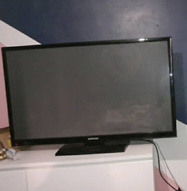 Free Samsung 50inch TV - spares or repairs