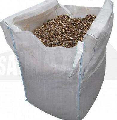 Pea Gravel 10mm Bulk Bag ***FREE NATIONWIDE DELIVERY***