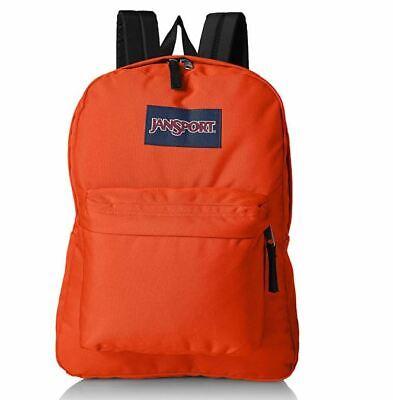Jansport Superbreak Mens & Womens Backpacks Rucksack - Orange
