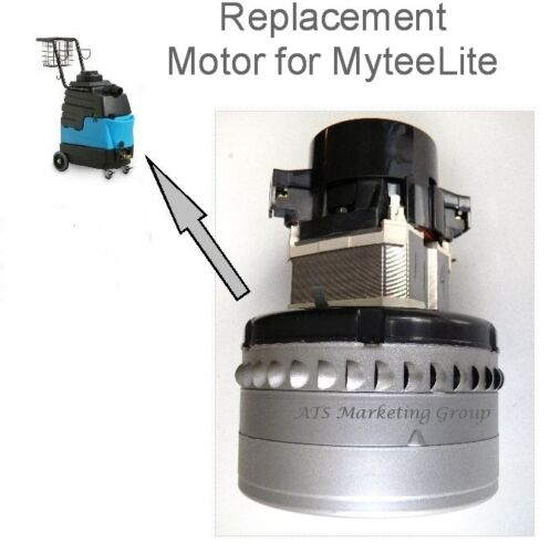 Carpet Cleaning 3-Stage Extractor Vacuum Motor 5.7 Peripheral