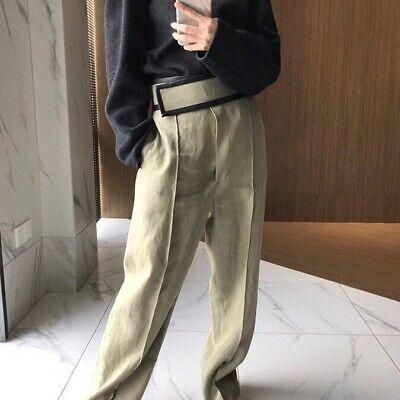 celine linen trousers phoebe philo