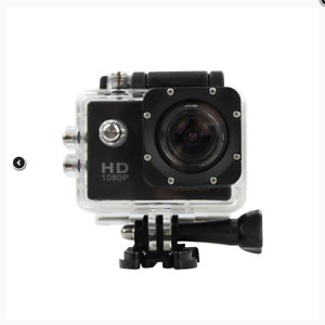 Action Cam. 1080p Full HD. Brand New/Never Used! MINT!