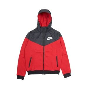 Nike Windrunner Red/Black/White Windbreaker Men's S,M
