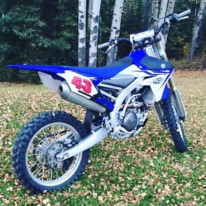 For sale or trade 2014 YZ450F