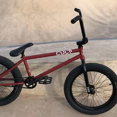 Cult Custom BMX