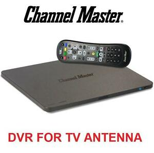 NEW CHANNEL MASTER DVR WORKS WITH DIGITAL ANTENNAS - TV HOME ENTERTAINMENT ELECTRONICS 107332402