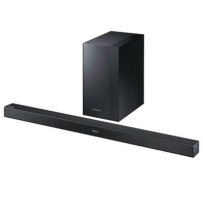 SAMSUNG HW-K450 2.1 300W WIRELESS FLAT SOUND BAR SUBWOOFER BLUETOOTH HDMI