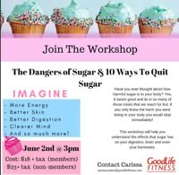 How To Quit Sugar Workshop