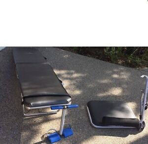 TWO EXERCISE EQUIPMENTS  FOR SALE