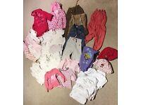 Large girls 12-18 month bundle
