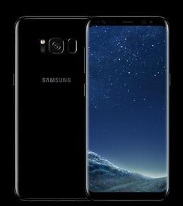 Samsung Galaxy S8  Brand New Unlocked  64GB For $949