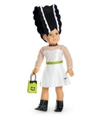 NEW American Girl Doll Mod Monster Costume Halloween NRFB