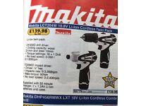 Matkita twin set brand new boxed / case un-used