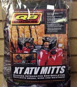 ATV Handlebar Mitts