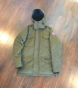 Canada Goose Constable Parka ( Military Green ) Sz: XS —> Fits S
