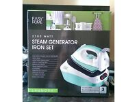 Steam Generator Iron Set