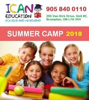 ICAN Education (Summer Classes / Camp)