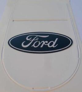 WHITE CAR SHIELD TAX DISC HOLDER FITS FORD FIESTA, MONDEO, FOCUS ETC.