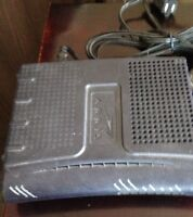 Arris Cable and ATA  Modem for Internet and Phone