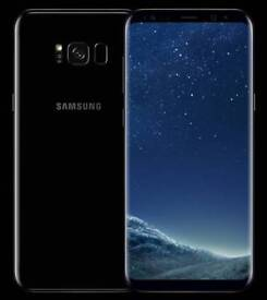 Samsung Galaxy S8 (IMMACULATE CONDITION)