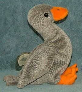 Honks the goose Ty Beanie Baby stuffed animal Kitchener / Waterloo Kitchener Area image 1