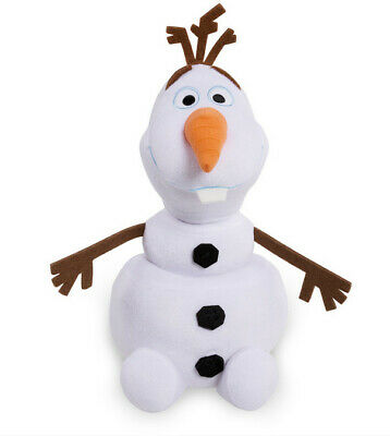 "Olaf Large 15"" Plush Soft Disney Frozen 2 Fabrics Stuffed Animal Super Soft"