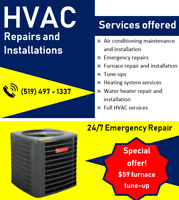 TSSA Certified HVAC