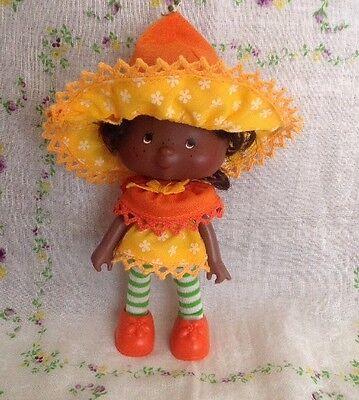 Vintage Strawberry Shortcake Orange Blossom Doll