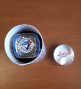 Coors mlb rings