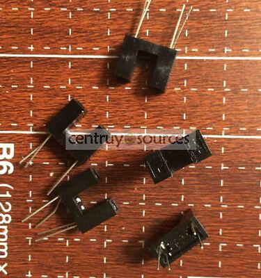 10pcs Hy301-07a 15 Slot Pcb Photo Interrupter Sensor Hy301-07