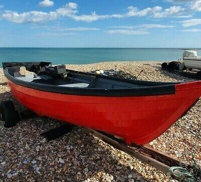 Orkney Fastliner Salt water Fishing/Angling Boat (Heavy build)