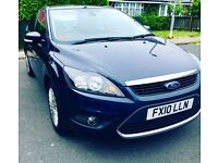 Ford Focus 2.0 TDCi Titanium Powershift 5dr /Keyless / Push start Automatic / Low mileage