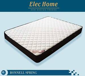 Brand New Double/Queen size Bonnel Spring Firm Mattress (SH010) Clayton South Kingston Area Preview