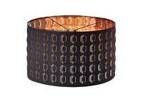 NYMO ikea black copper ceiling light or lamp shade