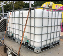 IBC Water Storage Containers Food Grade Box Hill The Hills District Preview