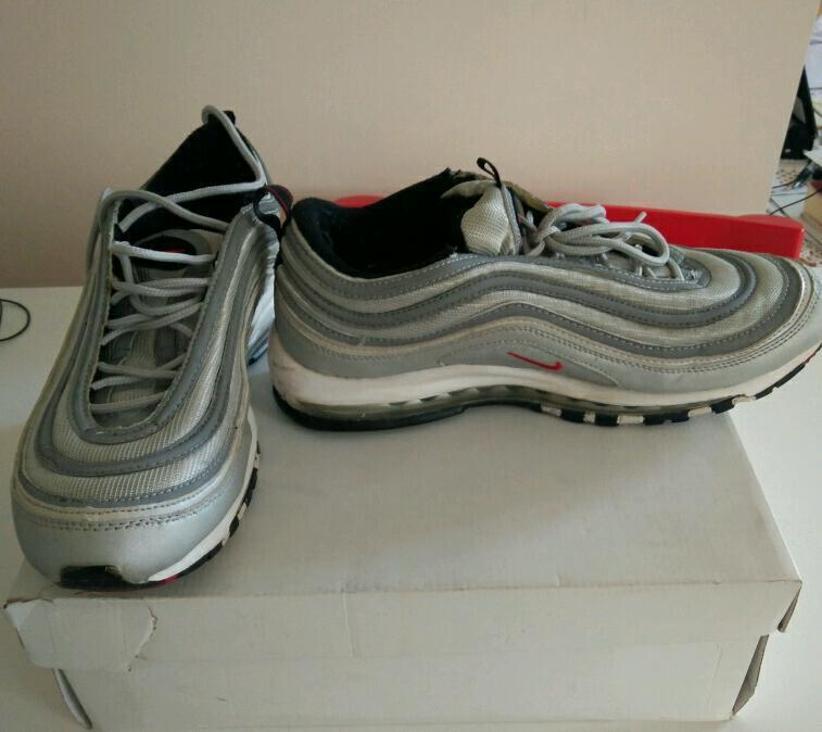 egarf Nike air max \'97 size UK 10 | in Old Street, London | Gumtree