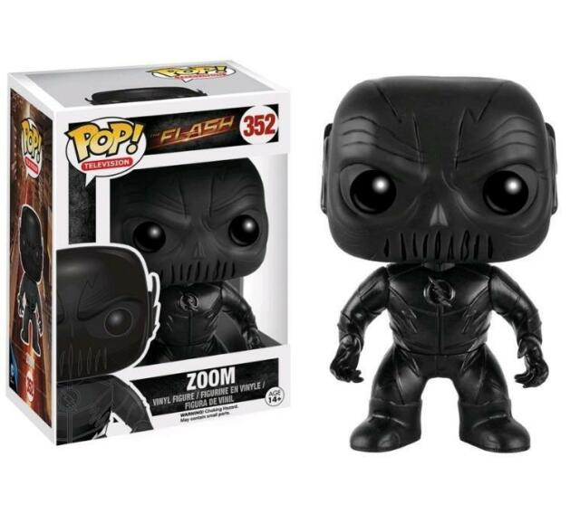 The Flash TV Series Zoom Pop! Vinyl Figure DC FUNKO 352