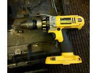 Dewalt hammer combi drill