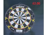 The Simpsons Dart Board Fun Indoor Outside Sports Game