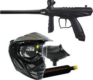 NEW IN BOX - TIPPMANN GRYPHON PAINTBALL KIT - JUST WHAT YOU NEED TO GET INTO THIS FUN SPORT !!!