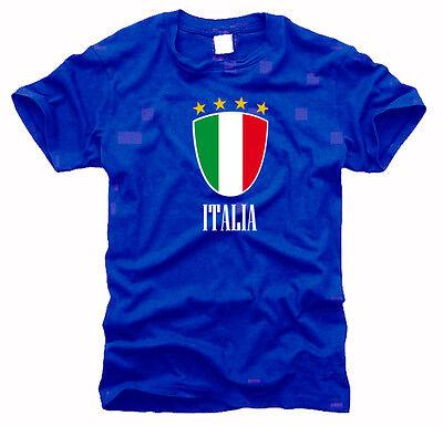 ITALIA Italien - T-Shirt, Gr. S bis XXL
